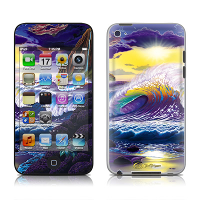 iPod Touch 4G Skin - Passion Fin