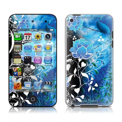 iPod Touch 4G Skin - Peacock Sky