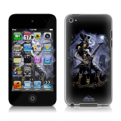 iPod Touch 4G Skin - Play Dead