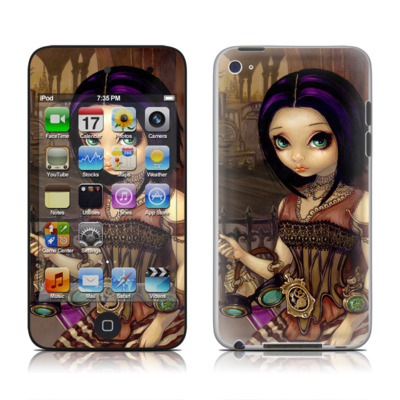 iPod Touch 4G Skin - Poe