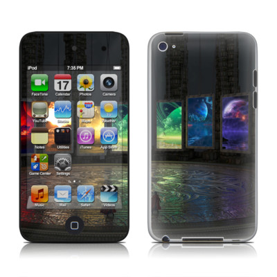 iPod Touch 4G Skin - Portals