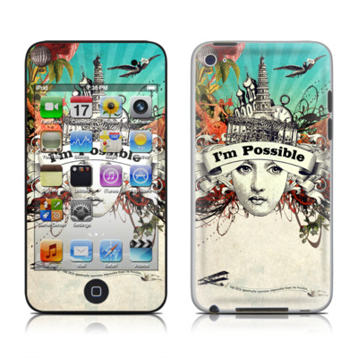 iPod Touch 4G Skin - Possible