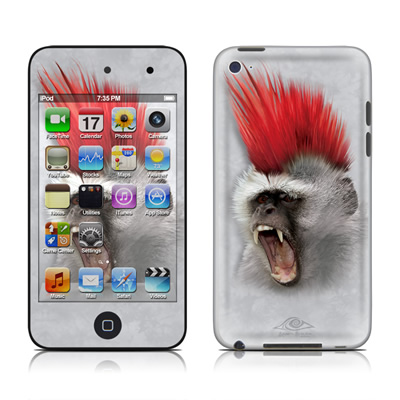 iPod Touch 4G Skin - Punky