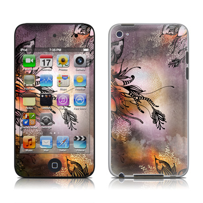 iPod Touch 4G Skin - Purple Rain