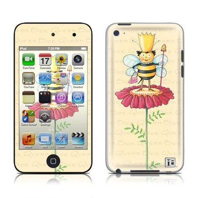 iPod Touch 4G Skin - Queen Bee