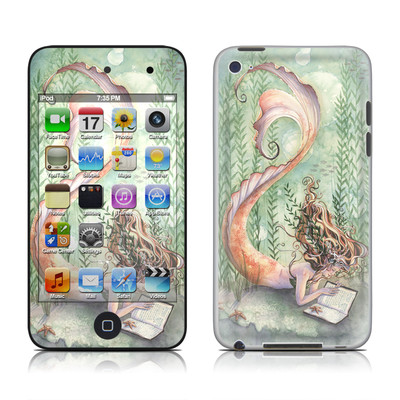 iPod Touch 4G Skin - Quiet Time