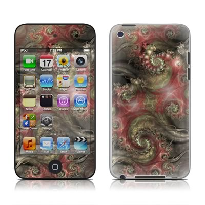 iPod Touch 4G Skin - Reaching Out