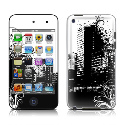 iPod Touch 4G Skin - Rock This Town