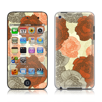 iPod Touch 4G Skin - Roses