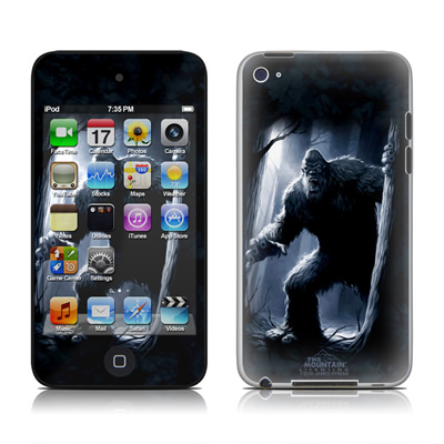 iPod Touch 4G Skin - Sasquatch