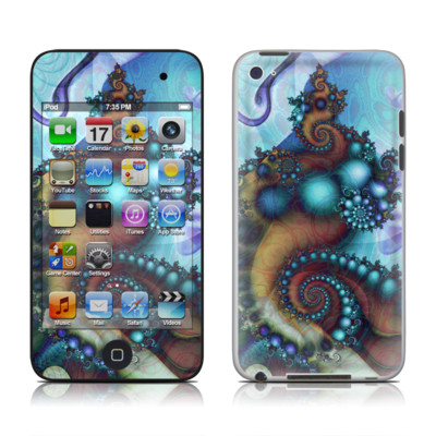 iPod Touch 4G Skin - Sea Jewel