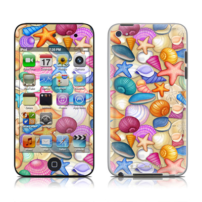 iPod Touch 4G Skin - Shells