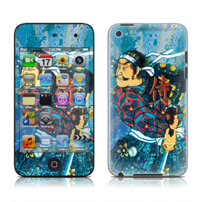 iPod Touch 4G Skin - Samurai Honor