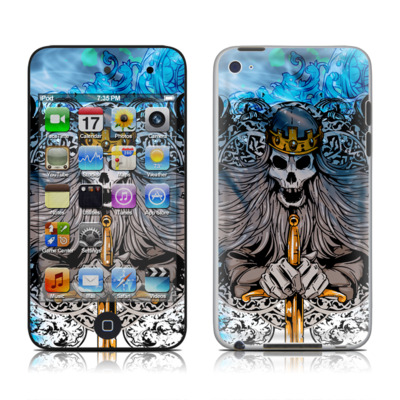iPod Touch 4G Skin - Skeleton King