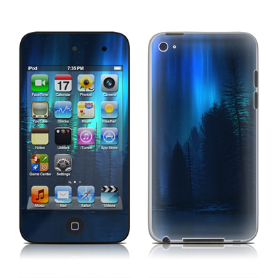iPod Touch 4G Skin - Song of the Sky