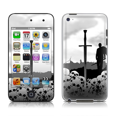 iPod Touch 4G Skin - Slayer