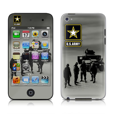 iPod Touch 4G Skin - Soldiers All