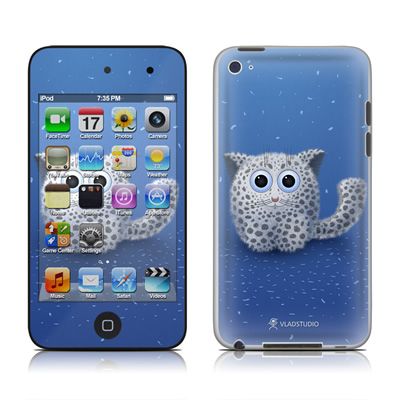iPod Touch 4G Skin - Snow Leopard
