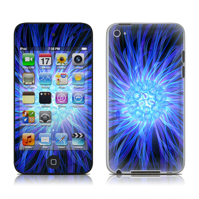 iPod Touch 4G Skin - Something Blue