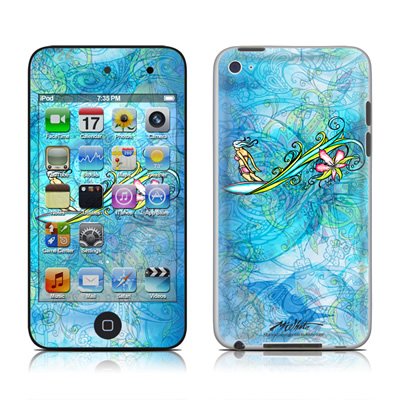 iPod Touch 4G Skin - Soul Flow
