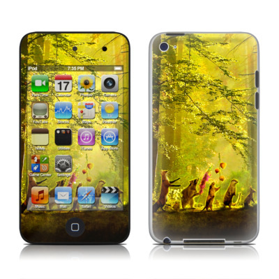 iPod Touch 4G Skin - Secret Parade