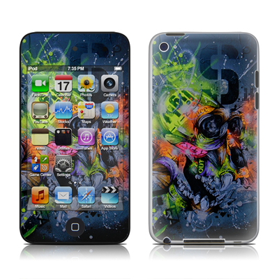 iPod Touch 4G Skin - Speak