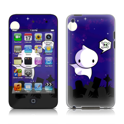 iPod Touch 4G Skin - Spectre