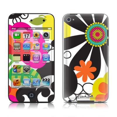 iPod Touch 4G Skin - Splendida