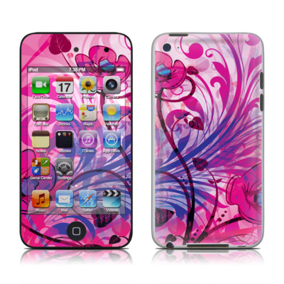 iPod Touch 4G Skin - Spring Breeze