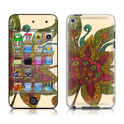 iPod Touch 4G Skin - Spring Flower