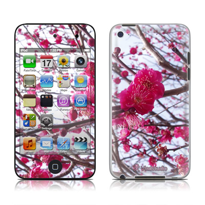 iPod Touch 4G Skin - Spring In Japan