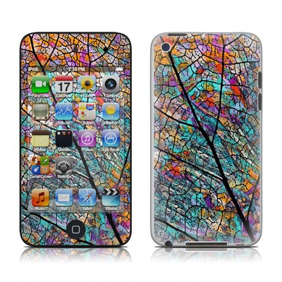 iPod Touch 4G Skin - Stained Aspen