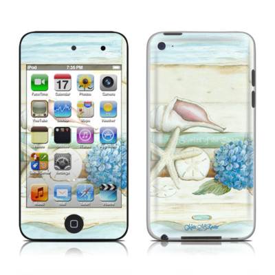 iPod Touch 4G Skin - Stories of the Sea