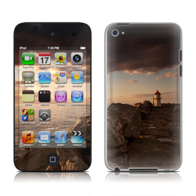 iPod Touch 4G Skin - Sunset Beacon