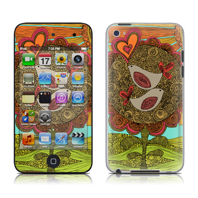 iPod Touch 4G Skin - Sunshine
