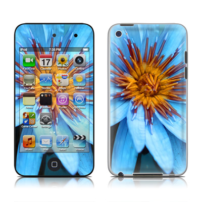 iPod Touch 4G Skin - Sweet Blue