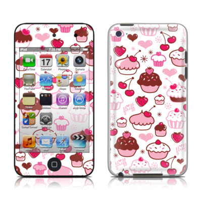 iPod Touch 4G Skin - Sweet Shoppe