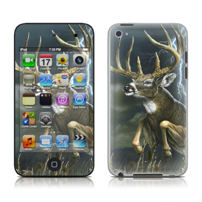 iPod Touch 4G Skin - Thunder Buck