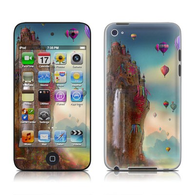 iPod Touch 4G Skin - The Festival
