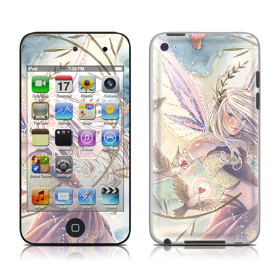 iPod Touch 4G Skin - The Leap