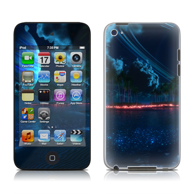 iPod Touch 4G Skin - Thetis Nightfall