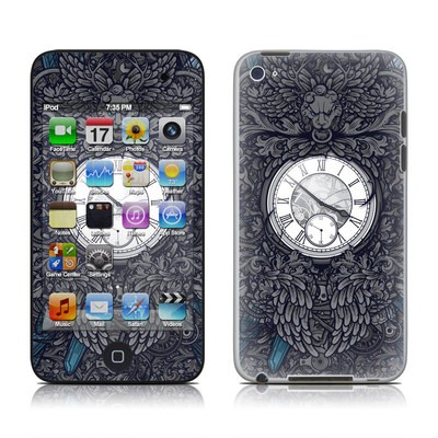 iPod Touch 4G Skin - Time Travel