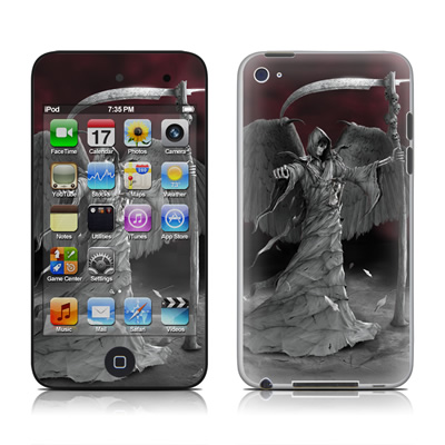 iPod Touch 4G Skin - Time is Up