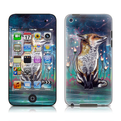 iPod Touch 4G Skin - There is a Light