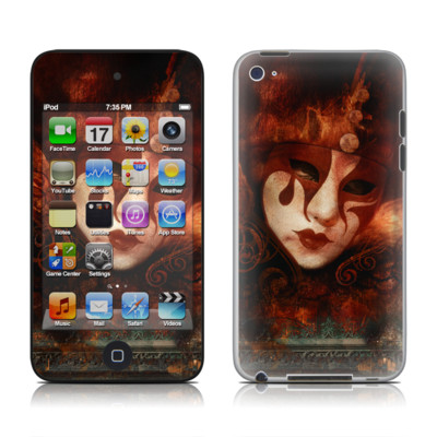iPod Touch 4G Skin - To Rise Above