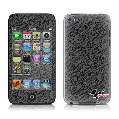 iPod Touch 4G Skin - Tracked