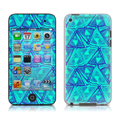 iPod Touch 4G Skin - Tribal Beat