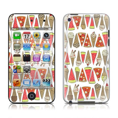 iPod Touch 4G Skin - Treats