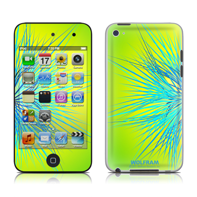 iPod Touch 4G Skin - Tube Stellations
