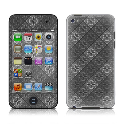 iPod Touch 4G Skin - Tungsten